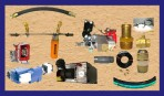 Wet Kit-3  Combo Kit, For Dump Trailer & Live Floor