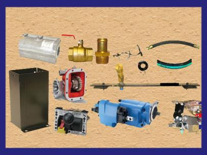 complete wetline kits wetlinekits Truck PTO Hydraulic Pumps