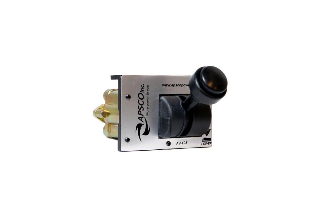 Dump Truck Control Switch : Apsco air controls wetlinekits