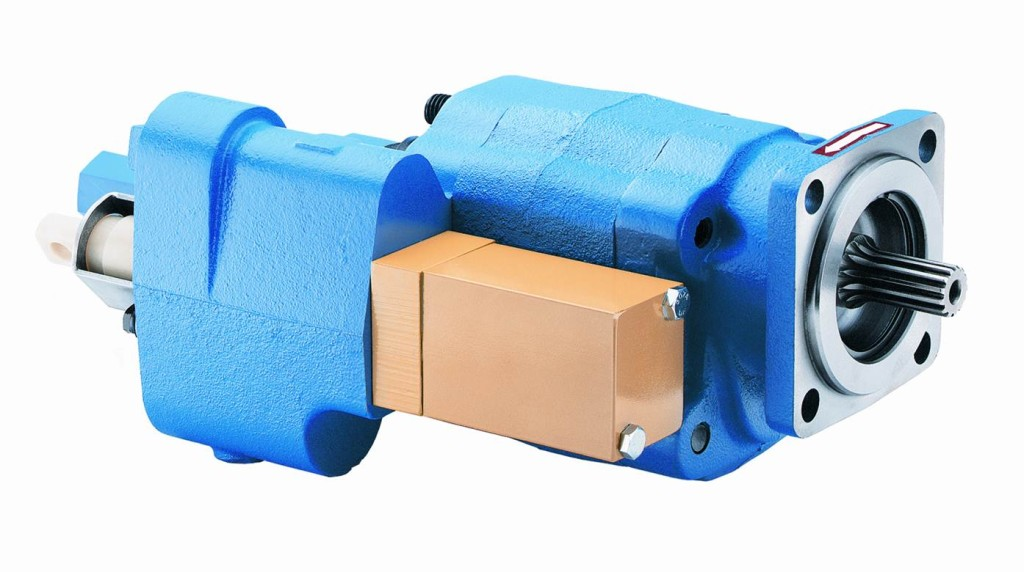 hydraulic pump hook up