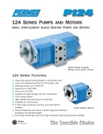 Permco P124 Pumps & Motors To Order !!